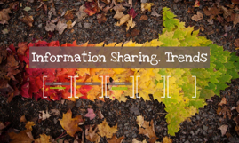 Information Sharing. Trends