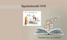 Signalenbundel 2018