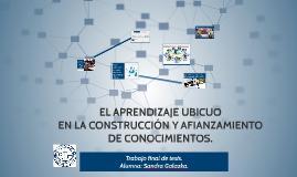 Copy of APRENDIZAJE UBICUO