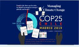 World at Risk: Managing Climate Change (L25)