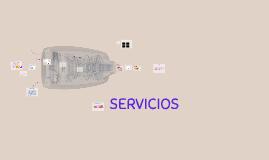 SERVICIOS: