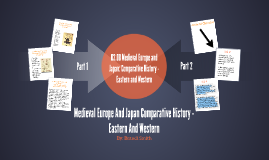02.08 Medieval Europe and Japan: Comparative History - Easte