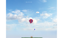 Copy of Up and Away - Free Prezi Template