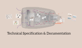 Technical Specification & Documentation