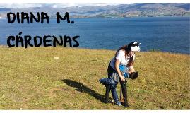 DIANA M. CARDENAS