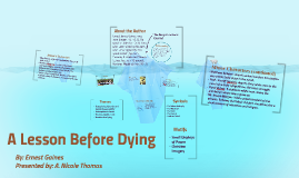 Copy of A Lesson Before Dying