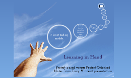 Learning in Hand (Tony Vincent)