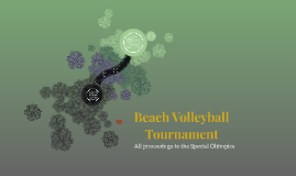 Copy of Beach Volleyball Tournament