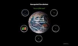 GeoSpatial Lesson