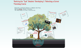 "Reviving the ""Lost"" Student: Developing & Retooling and Career Planning Course"