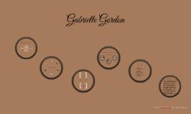 Gabrielle Gordon