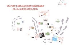 Psicología aplicada a la administración