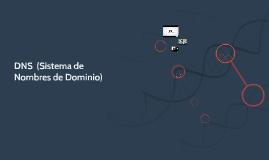 DNS  (Sistema de Nombres de Dominio)