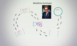 Madeleine Leininger