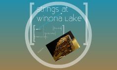 Strings at Winona Lake