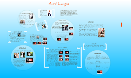Copy of Avril Lavigne's life