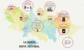 Copy of ORIGEN Y EVOLUCIÓN DE LA DANZA