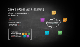 Copy of SaaS - Front Office