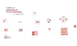 Copy of Cuidados de Enfermagem em Pacientes com Malária