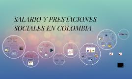 SALARIO Y PRESTACIONES SOCIALES EN COLOMBIA 2019 FESC