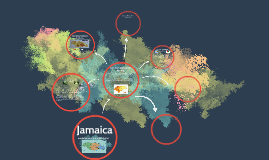 jamaica population density and distribution