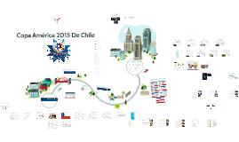 Copa América 2015 De Chile