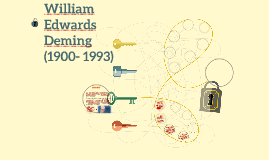 William Edwards Deming