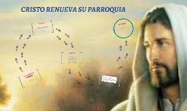 CRISTO RENUEVA SU PARROQUIA