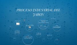 PROCESO INDUSTRIAL DEL JABON