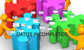 DATOS INCOMPLETOS
