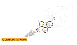 14. Quantitative Data Analysis