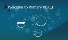 Welcome to Primary REACH