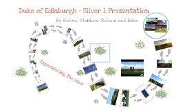 Duke of Edinburgh Presentation