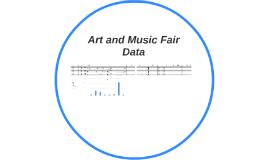 Art and Music Fair Data