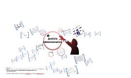 Justicia Administrativa.