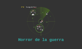 Horror de la guerra