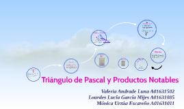Triánglo de Pascal y Productos Notables by Valeria Andrade on Prezi