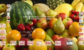 CHIQUITA COMPANY INTERNATIONAL VS DOLE COMPANY.