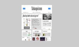 Copy of Tabaquismo