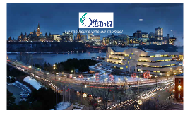 Ottawa-la meilleure ville canadienne