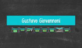 Copy of Gustavo Giovannoni
