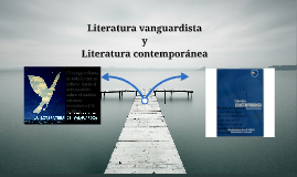 Copy of Literatura vanguardista
