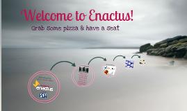Enactus Event 11/12