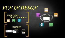 Fun In Design (NEES - Business Plan)