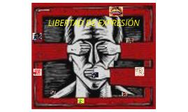 DERECHOS HUMANOS- LIBERTAD DE EXPRESIÓN