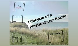 Plastic Bottle Lifecycle