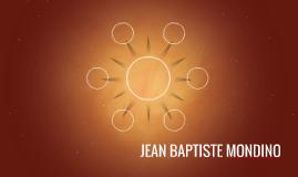 JEAN BAPTISTE MONDINO