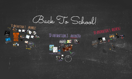 Back To School!!