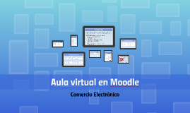 Aula virtual en Moddle