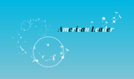 American Leader